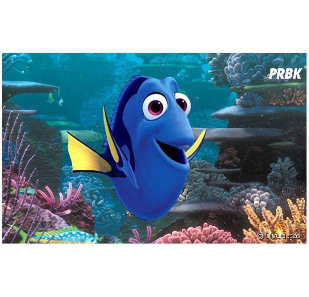 Dory, a peixinha mais atrapalhada e mais amada por todos nós!