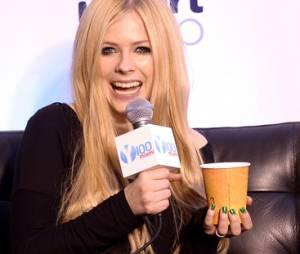 Avril Lavigne está doente e a causa não foi revelada