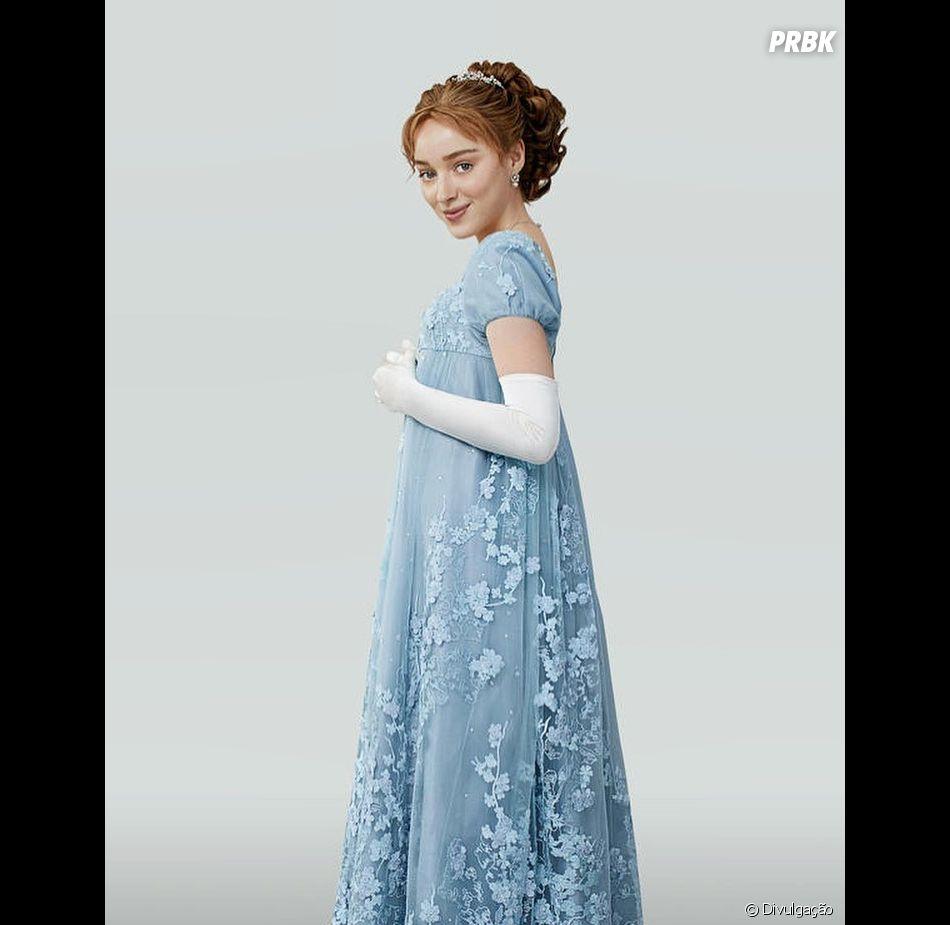 """""""Bridgerton"""":Daphne (Phoebe Dynevor) não será a protagonista da 2ª temporada"""