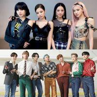 Empresas do BTS e BLACKPINK anunciam parceria de negócios! Entenda