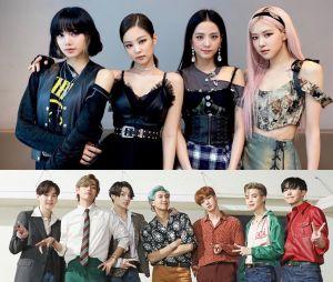 BTS e BLACKPINK: empresas anunciam parceria de negócios