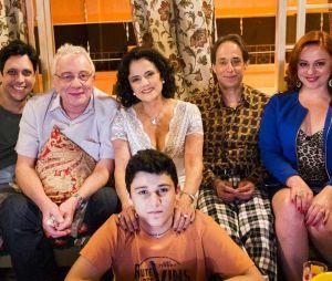 """""""A Grande Família"""" foi uma série da Globo exibida de 2001 a 2014"""