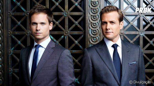 """""""Suits""""aborda a área jurídica e mostra de pertinho a rotina de um escritório de advocacia em Nova York"""