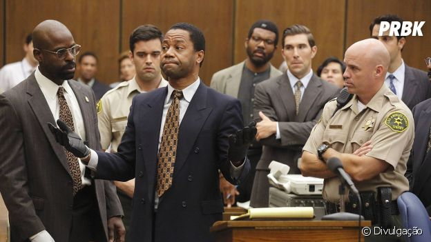 """""""American Crime Story: O Povo Contra O.J. Simpson"""":é baseada em uma história real e acompanha o julgamento do ex-jogador O.J. Simpson"""
