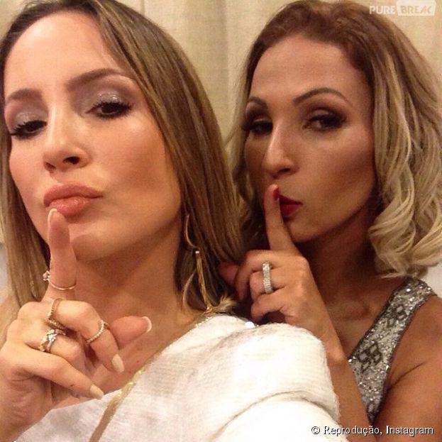 """Valesca Popozuda confirma a música """"Sou Dessas"""", parceria com Claudia Leitte, para 2015"""