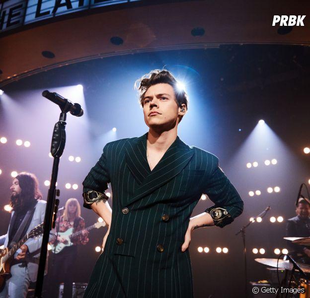 Grammy 2021: Harry Styles irá performar na premiação americana