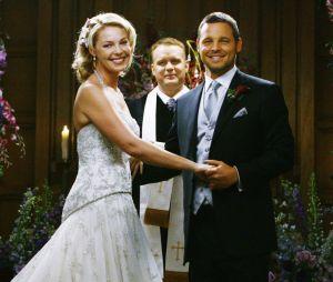 """Grey's Anatomy"": você gostaria que Izzie (Katherine Heigl) e Alex (Justin Chambers) voltassem para a série?"