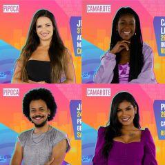 """Juliette, Camilla, João e Pocah estão formando um G4 dentro do """"BBB21""""?"""