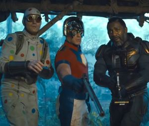 """Em """"O Esquadrão Suicida"""" veremos novos personagens, como o Sanguinário (Idris Elba) e o Pacificador (John Cena)"""