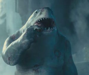 """""""O Esquadrão Suicida"""": Tubarão Rei (Sylvester Stallone) é a nova criatura bizarra do grupo"""