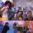 """""""BBB21"""": após saída de Carla Diaz, Camilla mantém João e inclui Juliette no pódio"""
