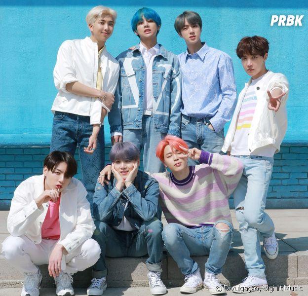 BTS: no quiz, monte seu lanche perfeito e descubra qual membro te levaria para comer