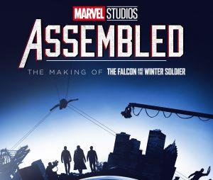 """""""Marvel Studios Avante: O Making Of de Falcão e o Soldado Invernal"""" mostra os bastidores da série"""