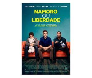 """Zac Efron - """"Namoro ou Liberdade"""""""