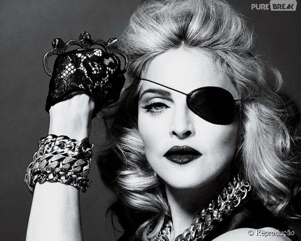 Novo CD de Madonna, que seria lançado em 2015, cai na rede