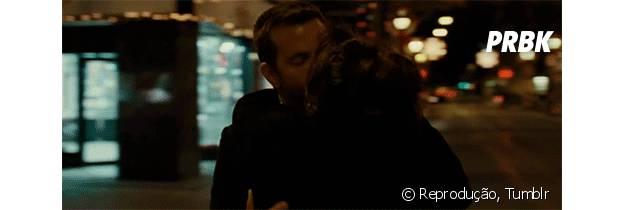 "Jennifer Lawrence e Bradley Cooper (""O Lado Bom da Vida"")"