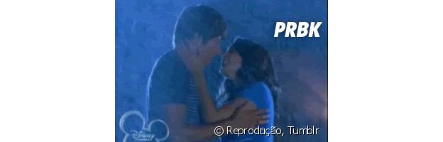 "Zac Efron e Vanessa Hudgens (""High School Musical 2"")"