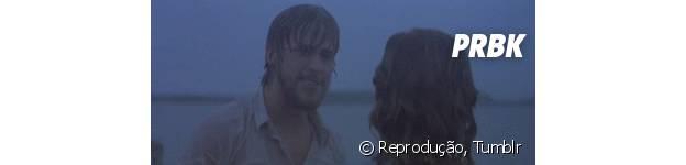"""Ryan Gosling e Rachel McAdams (""""Diário de Uma Paixão"""")"""