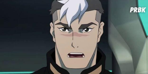 """Shiro, de """"Voltron: O Defensor Lendário"""", se revelou gay no desenho"""