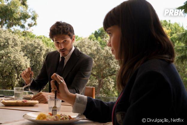 """""""Elite"""": Benjamin (Diego Martin) é um vilão muito bem construído na 4ª temporada"""
