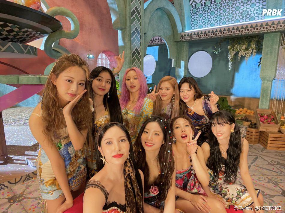 A JYP Entertainment é responsável por importantes girlgroups, como o TWICE