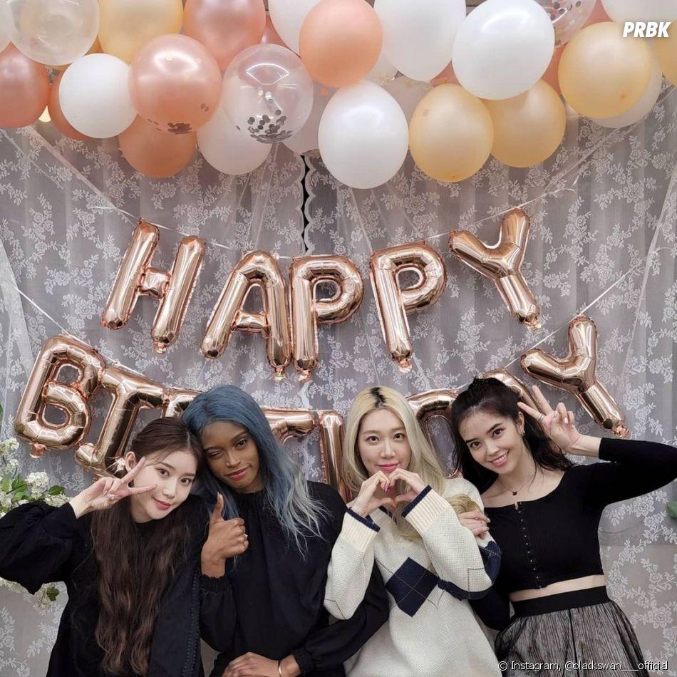 Black Swan: o grupo de K-pop sonha com parcerias com Ariana Grande e Pabllo Vittar