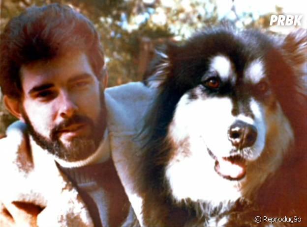 """O cão Indiada de George Lucas foi a inspiração para criar Chewbacca de """"Star Wars"""""""
