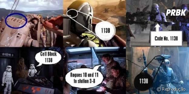 """A fixação de Geoge Lucas por seu filme """"THX 1138"""" se estendeu até """"Star Wars"""""""