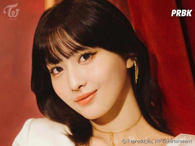 Momo, do TWICE, nasceu no Japão