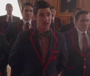 """""""Sing"""", de Ed Sheeran, também vai ser cantada pelos queridos Warblers e Blaine (Darren Criss) em """"Glee"""""""