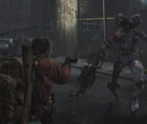 """Barry Burton dá de cara com um zumbi Revenant em """"Resident Evil Revelations 2"""""""