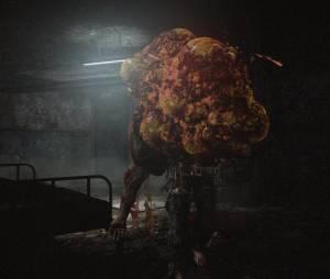 """Zumbi do tipo Sloper em """"Resident Evil Revelations 2"""""""