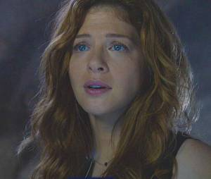 "Julia (Rachelle Lefevre) descobriu muitos misterios em ""Under The Dome"""