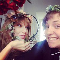 """Lena Dunhan quer Taylor Swift em """"Girls""""! Criadora da série adoraria a amiga no elenco do seriado"""