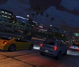 """""""GTA V"""" online e pra PC serão lançados no dia 28 de março"""