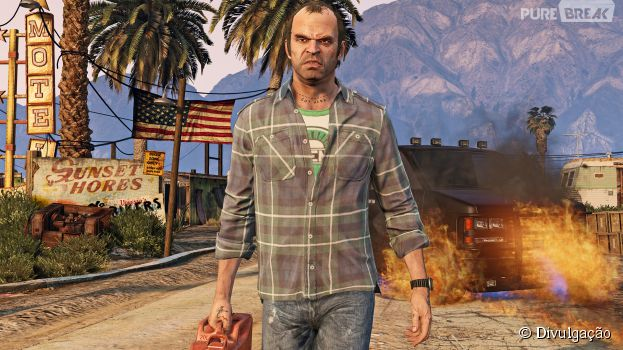 """""""GTA V"""" vai ser lançado para PC dia 28 de março de 2015"""