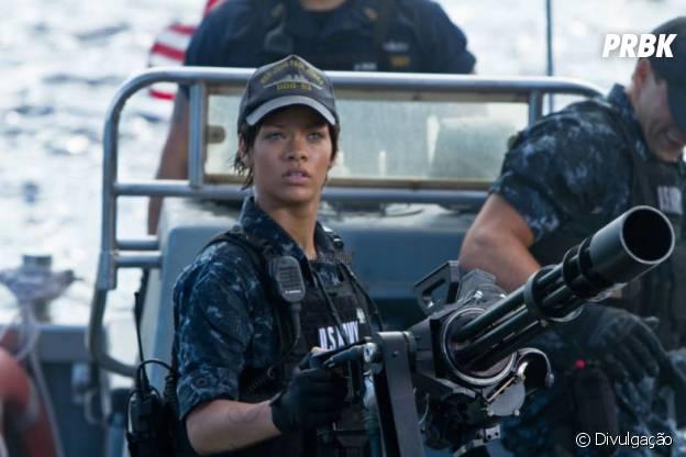 """Rihanna em """"Battleship - Batalha dos Mares"""""""