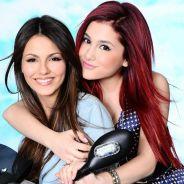 """Victoria Justice desmente boatos de briga com Ariana Grande: """"Não há nenhuma guerra"""""""