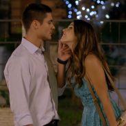 """Te Contei? Em """"Alto Astral"""", Bélgica (Giovanna Lancellotti) e Gustavo (Guilherme Leicam) se beijam!"""
