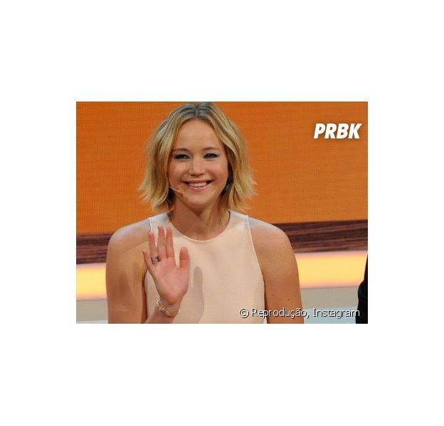 Jennifer Lawrence pode estrelar novo filme de James Cameron