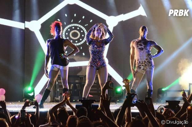 """O show da Valesca da """"Diva Tour"""" foi cheio de hits de sucesso do funk!"""