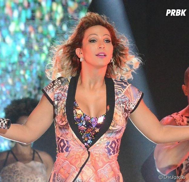 """A Valesca Popozuda estreou sua """"Diva Tour"""" no Rio de Janeiro na última terça-feira (19)!"""