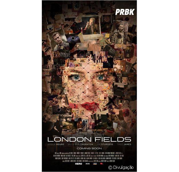 """Cara Delevingne em """"London Fields"""""""