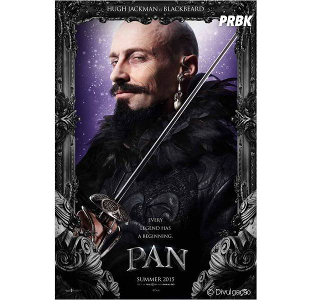 "Cara Delevingne em ""Pan"""