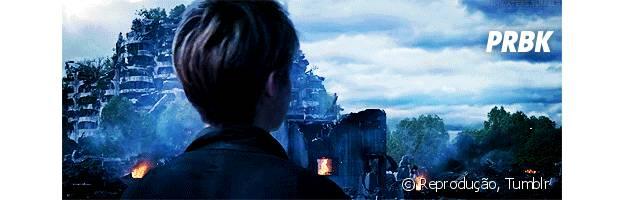 """""""Insurgente"""" é o segundo filme da franquia """"Divergente"""", com Shailene Woodley"""