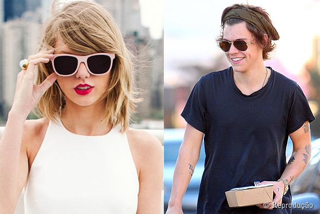 "Harry Styles, do One Direction, pode pintar no clipe de ""Style"", da ex-namorada Taylor Swift"