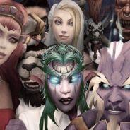 """Até """"World of Warcraft"""" vai ter selfies: o próximo patch vai colocar câmera frontal pros personagens"""