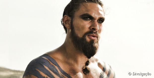 "Jason Momoa, de ""Game of Thrones"", como Aquaman"
