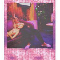 Bapho! Miley Cyrus paga peitinho no Instagram junto com Sky Ferreira. As loiras estão com tudo!
