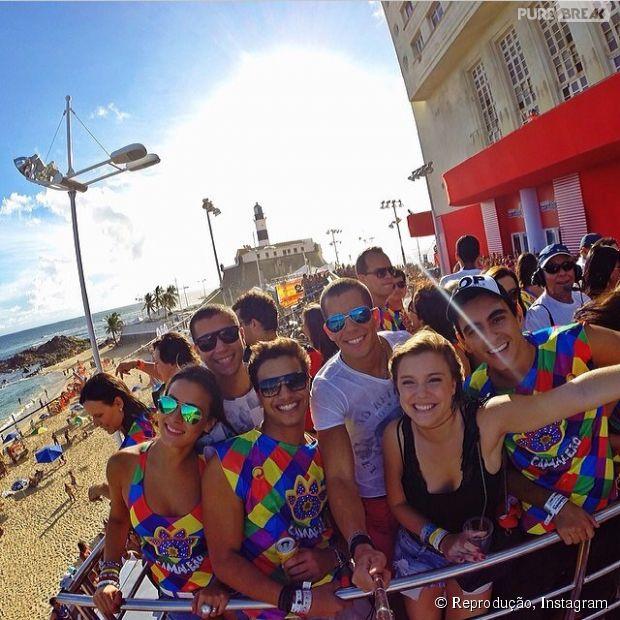 Alice Wegmann vai para Salvador no Carnaval de 2015!